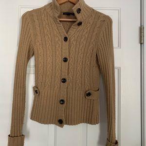 Banana Republic Cashmere Cardigan Sweater